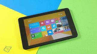 Dell Venue 8 Pro Test (3000-Serie): Ein Downgrade zum günstigeren Preis