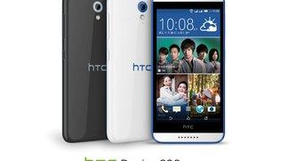 HTC Desire 620 und Desire 620G mit 5-Zoll-Display nun offiziell
