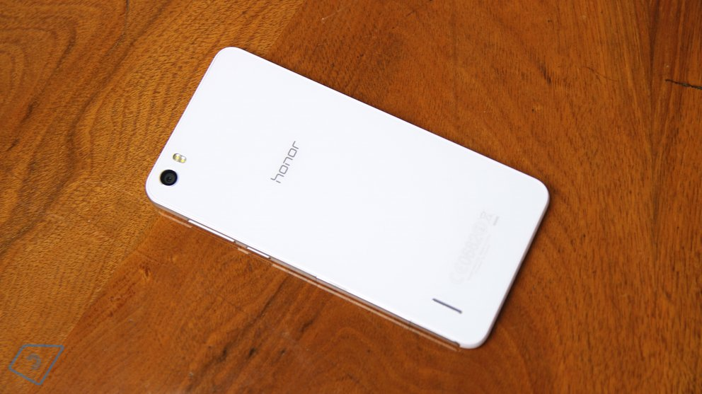 Honor 6 Back 3
