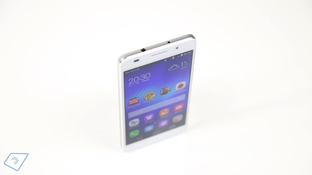 Honor 6 Blickwinkel