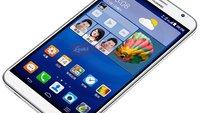 Huawei Ascend GX1 Bilder und technische Daten aufgetaucht