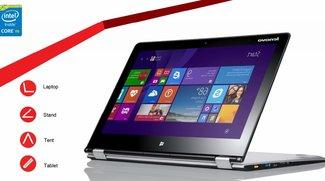Lenovo Yoga 3 11 und 14 offiziell vorgestellt (CES 2015)