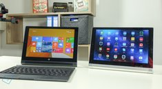 Vergleich: Lenovo Yoga Tablet 2 10 - Windows vs. Android (Video)