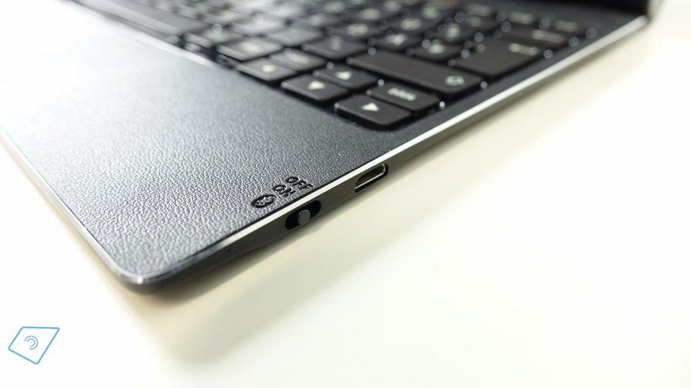 Lenovo Yoga Tablet 2 10 Tastatur Test-3