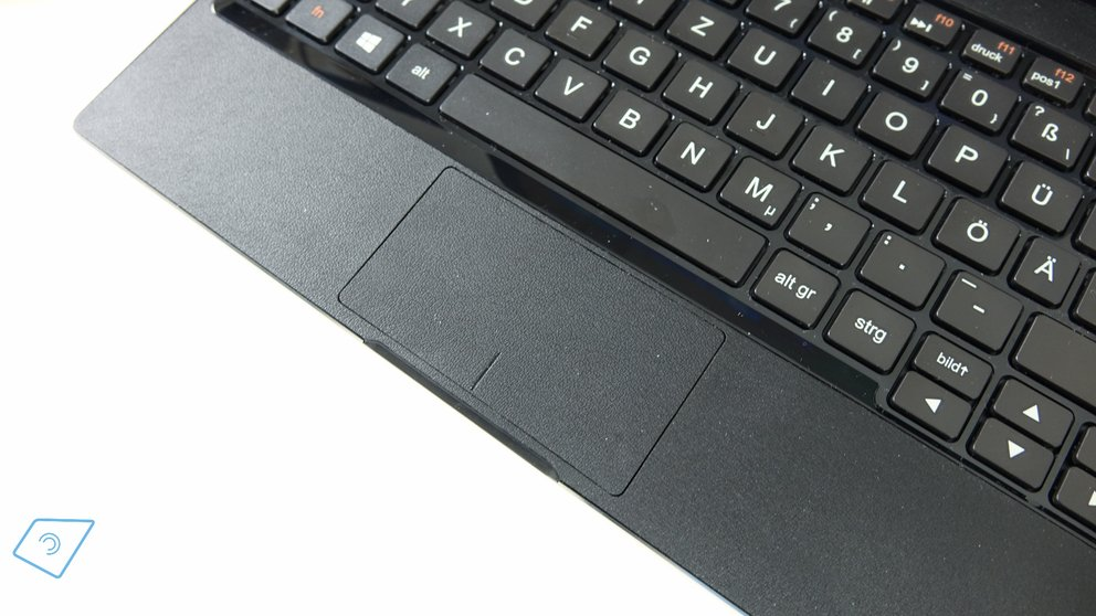 Lenovo Yoga Tablet 2 10 Tastatur Test-4