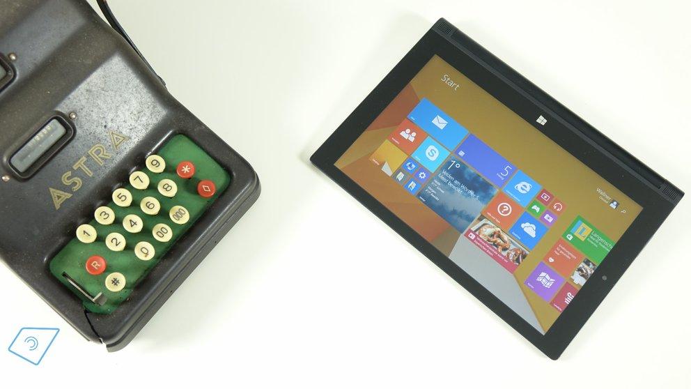 Lenovo Yoga Tablet 2 10 mit Windows Test-15