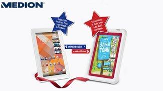 Medion Junior Tab S7322 (MD 98957) für 99,99€ am 22. Dezember bei Aldi Nord