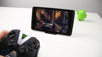 Nvidia Shield Tablet Rückrufaktion wegen Brandgefahr