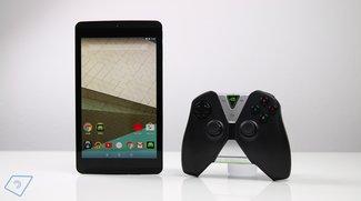Nvidia Shield Tablet: Update 3.0 auf Android 5.1 wird ausgerollt