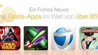 Amazon App Shop: 33 Apps & Spiele im Wert von 85€ gratis