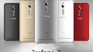 Asus Zenfone 2 mit 5,5 Zoll &amp&#x3B; 4 GB RAM vorgestellt (CES 2015)