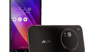 Asus Zenfone Zoom mit 13-MP-Kamera &amp&#x3B; 3x optischem Zoom vorgestellt (CES 2015)