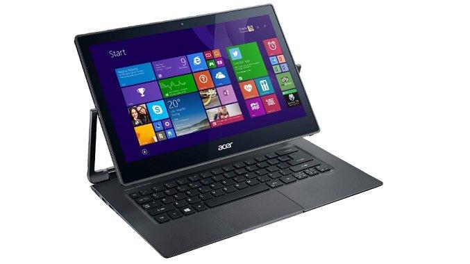 Acer Aspire R13 mit Intel Broadwell Prozessor vorgestellt