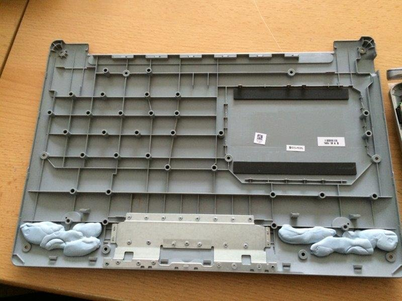 Acer Aspire Switch 11 Tastatur-Dock Winkel