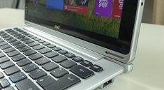 Acer Aspire Switch 11: HDD oder SSD im Tastatur-Dock einbauen