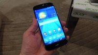 Acer Liquid Jade S: Erster Eindruck im Hands-On Video (CES 2015)