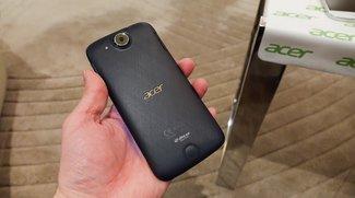 Acer: Erste Windows Phone Smartphones zum MWC 2015