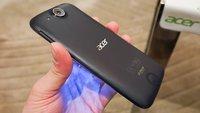 Acer wird erstes Windows 10 Smartphone auf dem MWC 2015 vorstellen