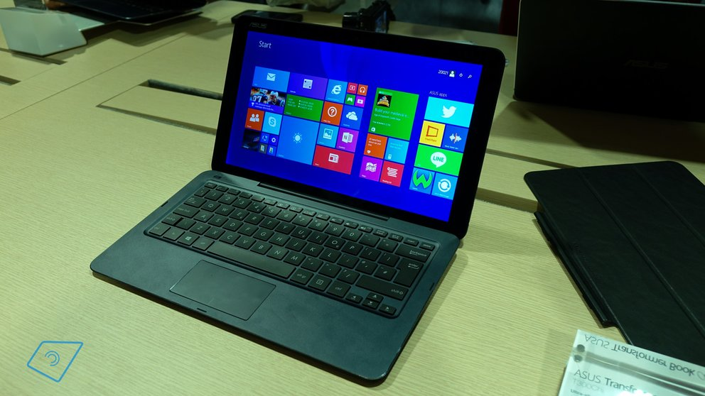 Microsoft verkauft Asus Transformer Book T300 Chi Signature Edition in den USA