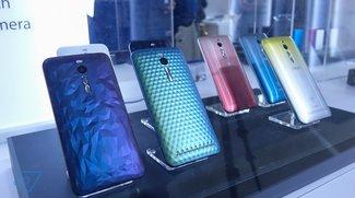 Asus ZenFone 3: Erste Details zur Ausstattung &amp&#x3B; zum Release