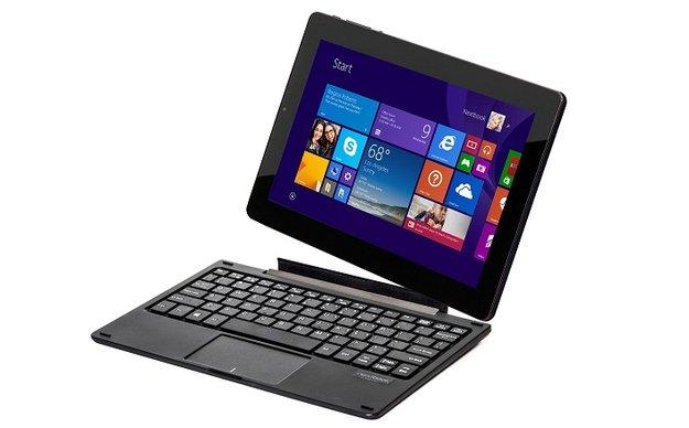 E Fun Nextbook 2-in-1 Windows-Tablets mit 10.1, 11.6 &amp&#x3B; 12.5 Zoll vorgestellt