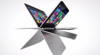 HP Spectre 13 x360 Intel Broadwell Convertible aufgetaucht (Video)