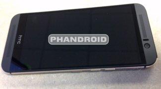 HTC One M9: Weitere Bilder zeigen neue Details