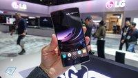 LG G Flex 2 bei Media Markt für 649€ zu Ende Januar vorbestellbar (Video)