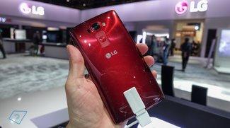 LG G Flex 2 mit Snapdragon 810 im Unboxing-Video