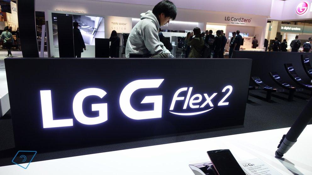 LG: Snapdragon 810 überhitzt nicht im G Flex 2