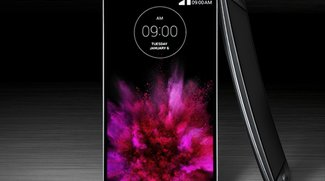 LG G Flex 2 mit 5,5 Zoll P-OLED-Display &amp&#x3B; Snapdragon 810 vorgestellt (CES 2015)