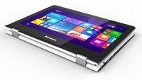 Lenovo Flex 3 11, 14 & 15 mit neuem 360-Grad-Scharnier vorgestellt (CES 2015)