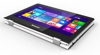Lenovo Flex 3 11, 14 &amp&#x3B; 15 mit neuem 360-Grad-Scharnier vorgestellt (CES 2015)