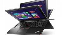 Lenovo ThinkPad Yoga 12, 14 & 15 offiziell vorgestellt (CES 2015)