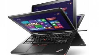 Lenovo ThinkPad Yoga 12, 14 &amp&#x3B; 15 offiziell vorgestellt (CES 2015)