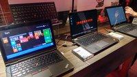 Lenovo ThinkPad Yoga 12, 14 & 15: Erster Eindruck im Video (CES 2015)