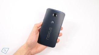 Google Nexus 6 Unboxing und erster Eindruck (Video)