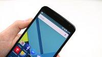 Nexus 6: Android-Nutzer klagen über Netzwerkfehler