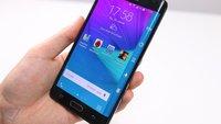 Samsung Galaxy Note 7 Edge: Mit abgerundeten Displayrändern möglich
