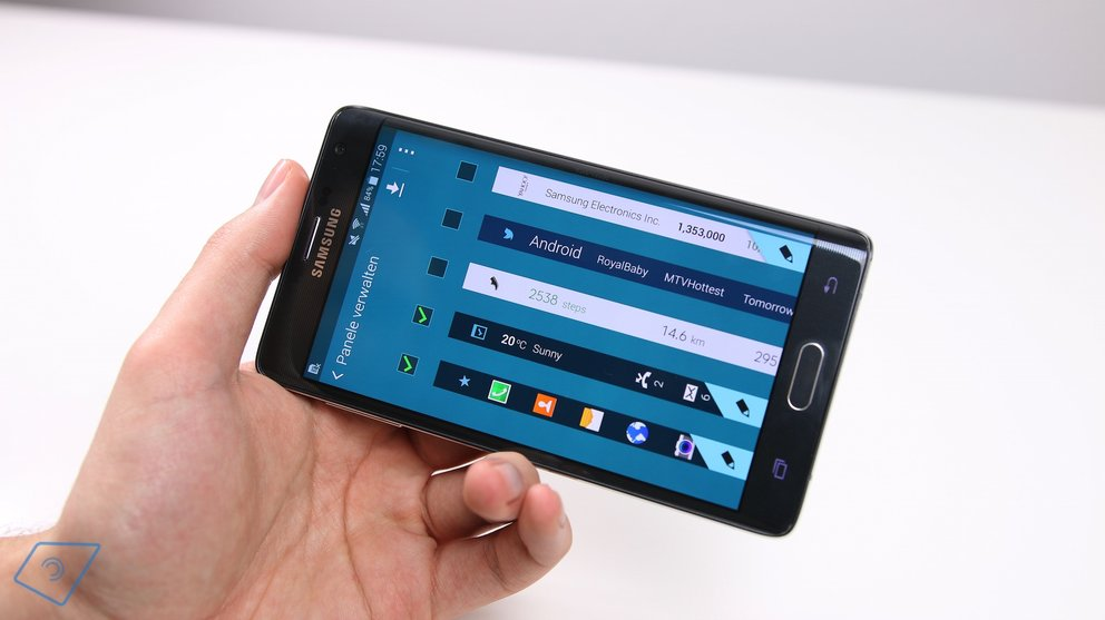 Note Edge Curved 3