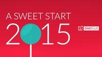 OnePlus One: Android 5.0 Lollipop Alpha veröffentlicht (Video)