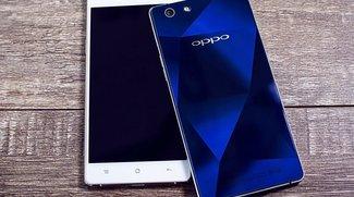 Oppo R1C mit 5 Zoll und Snapdragon 615 offiziell vorgestellt