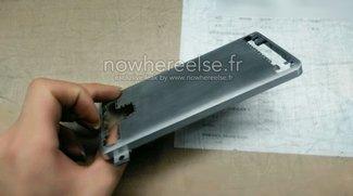 Samsung Galaxy S6 Alu Unibody-Gehäuse auf weiteren Fotos?