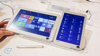 Toshiba Encore 2 Write mit Digitizer: Erster Eindruck im Video (CES 2015)