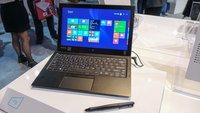 Toshiba Portege Z20t mit Intel Core M, LTE & Digitizer erscheint im April