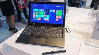 Toshiba Portege Z20t mit Intel Core M, LTE &amp&#x3B; Digitizer erscheint im April