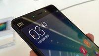 Xiaomi Mi Note: Hands-On Videos & erste Benchmarks