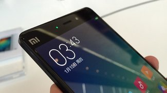Xiaomi Mi Note: Hands-On Videos &amp&#x3B; erste Benchmarks