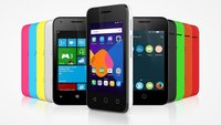 Alcatel OneTouch PIXI 3 läuft mit Firefox OS, Windows Phone oder Android