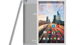 Archos 80b Helium 4G &amp&#x3B; Archos 50 Diamond offiziell vorgestellt